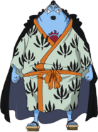 Jinbe Anime Concept Art