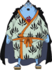 Jinbe Anime Concept Art