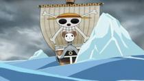 Merry Crashes Iceberg