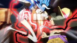 Ulti vs Rufy