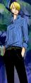 Vestimenta de Sanji en la película 7