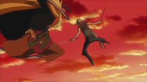 Zoro vs. Shiki