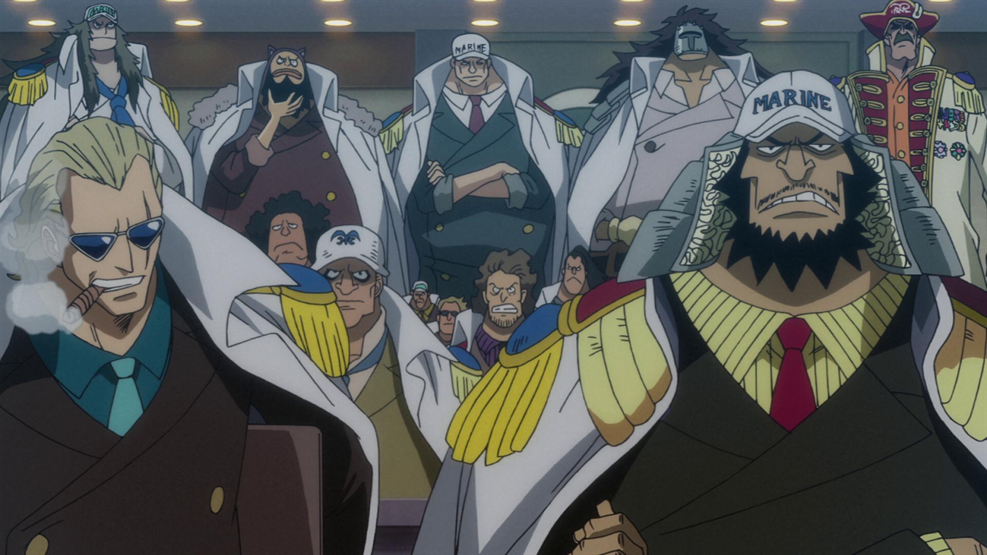 Image - Giant Squad Film Z.png   One Piece Wiki   FANDOM ...