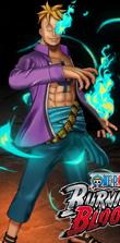 One Piece Burning Blood Marco the Phoenix (Artwork)