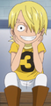 Sanji enfant haut numero