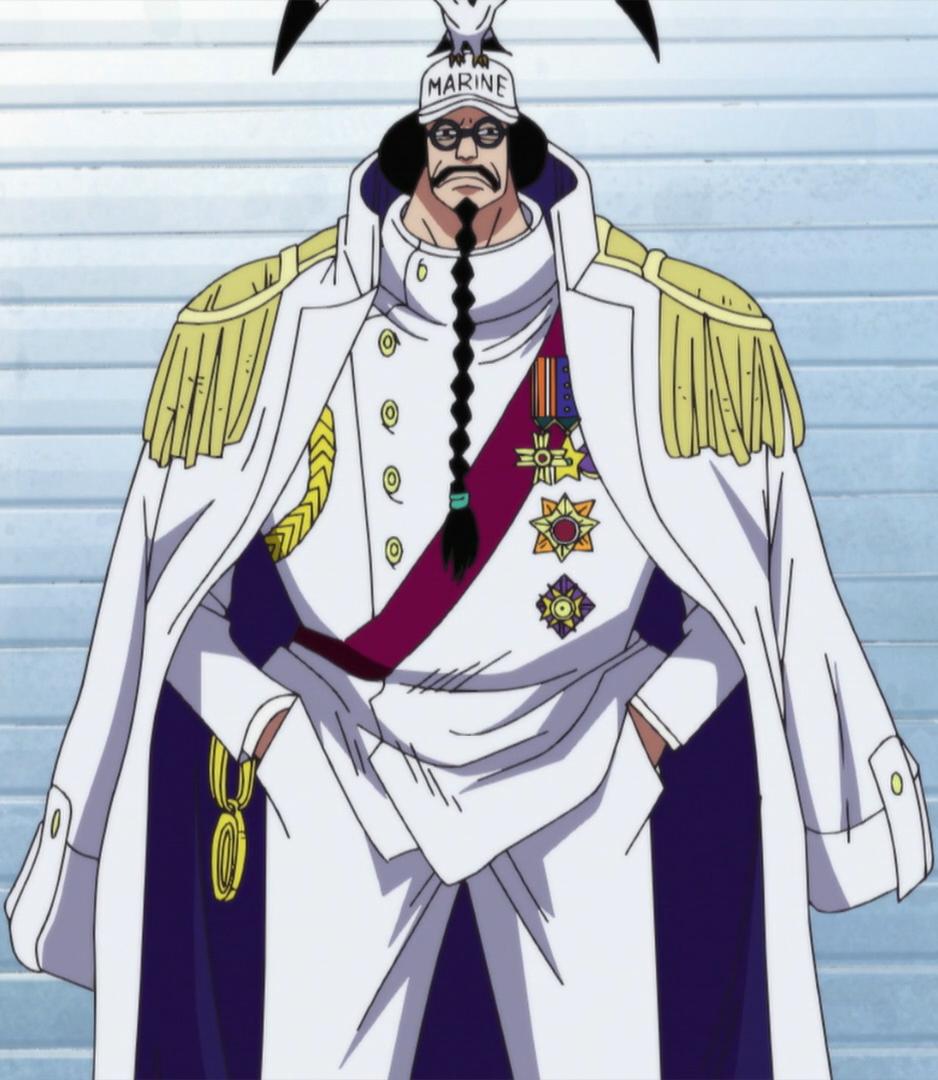 Sengoku One Piece Wiki Fandom Powered By Wikia