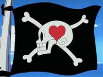 פיראטי אלבידה' Jolly Roger