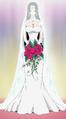 Boa Hancock rêvant d'être la mariée de Luffy