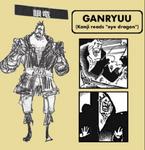 Ganryuu