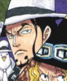 Lucci Post Timeskip Manga Color Scheme