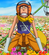 Usopp's Second Outfit Strong World