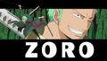 We Go! Zoro Présentation