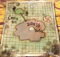 Dress e Green