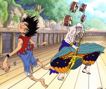 Gomu Gomu no Mi Techniques | One Piece Wiki | FANDOM powered by Wikia
