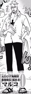 Marco Manga Post Timeskip Infobox