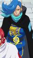 Modelo de Niji en el anime
