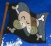 Sea Animal Pirates' Jolly Roger