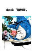 Coloreado Digital del Capítulo 354