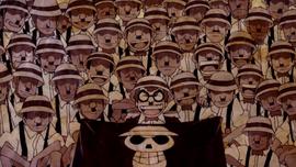 L'Équipage des Pirates à la Moustache Anime Infobox