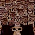 L'Équipage des Pirates à la Moustache Portrait