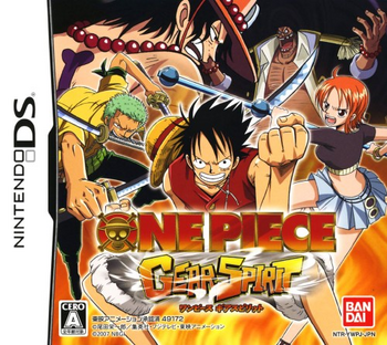 One Piece: Gear Spirit