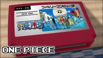 Super Powers ONE PIECE 8bit