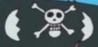 Yonta Maria White Jolly Roger