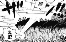 Zoro Cuts Coastline
