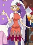絲媞希 蛋糕島篇的服裝
