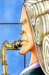 Igaram Manga Color Scheme