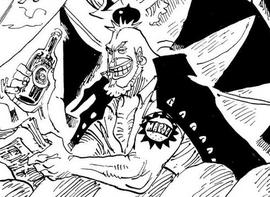 Mont Blanc Cricket Manga Post Timeskip Infobox