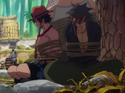 Spade Pirates Tied In Wano