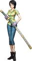 Tashigi Pirate Warriors 3