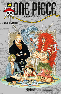 Tome 31 Couverture VF Infobox