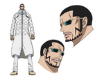 Vergo Anime Concept Art
