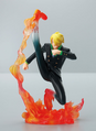 Attack Motions Sanji - Diable Jambe Flambage Shot