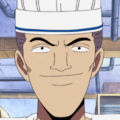 Billy (Cocinero) portrait