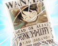 Monkey D. Luffy Avis de Recherche Post Whole Cake Island