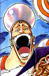 Pearl Manga Color Scheme