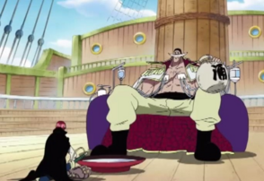 One piece rencontre barbe blanche shanks
