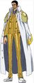Concept Art Kizaru Anime