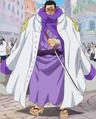 Fujitora Full Body Anime