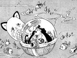 Il viaggio solitario di Jinbe il cavaliere del mare