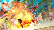 Luffy Attacks New Fish-Man Pirates (Pirate Warriors 3)