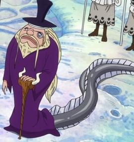 Ministro de la Izquierda Anime Infobox