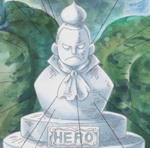 Statue de Norland Anime