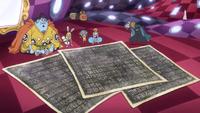 Copies Ponéglyphes