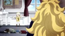 Judge Confronts Sanji