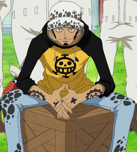 Trafalgar D. Water Law Anime Pre Ellipse Infobox