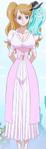Платье Шарлотты Пурин